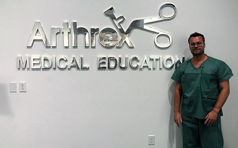 Arthrex Medical Education in Naples, Florida – Orthopädie am